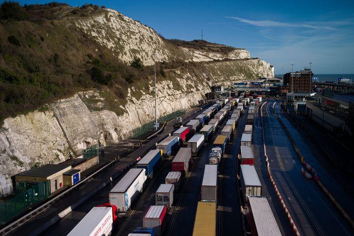 Files eind december markeren het moment van de brexit
