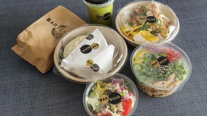 LEKKER LOKAAL. Bar Buur: flexibele lunchbar met verzorgde gerechten