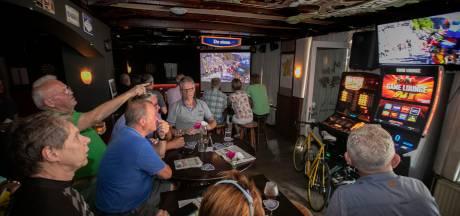 Geen geel, geen ritzege, wél trots: Gerwen juicht weer ouderwets voor Kruijswijk