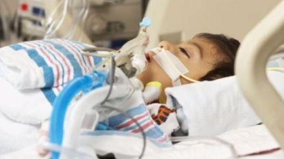 VS getroffen door mysterieuze ziekte die kinderen verlamt en niemand weet wat oorzaak is