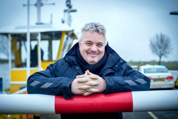 John van den Akker, directeur van de Stichting Maasveren, overleed vorige maand.