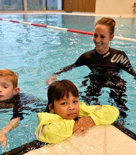 Zwemles in vakantiepark Landal steeds populairder