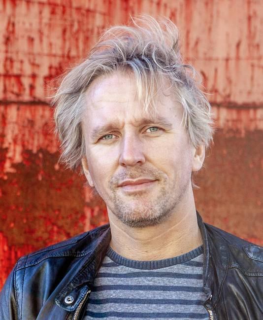 Geertjan Lassche, bedenker en regisseur van Frontberichten