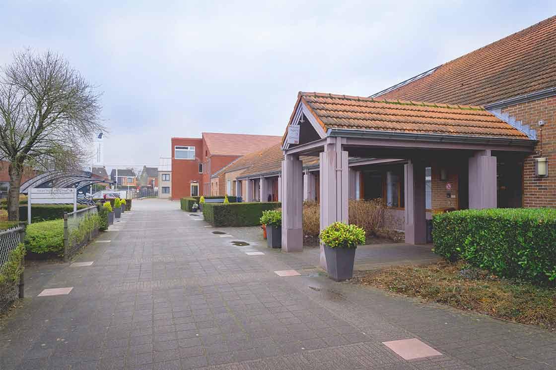 Woonzorgcentrum Heilig Hart in Nijlen.