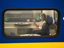 Treinreizigers enkele uren vast tussen Amersfoort en Amsterdam