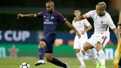 Nainggolan verliest met AS Roma oefenpot tegen PSG (dat het nog zonder Meunier deed)
