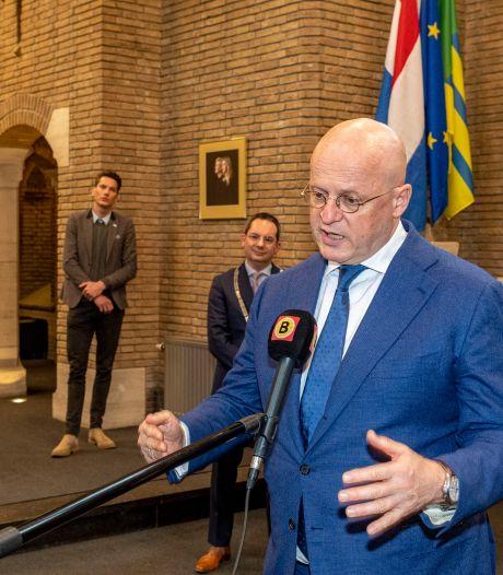 Raadslid Pijnen na huisscan: 'Ongerust gevoel door vuurwerkbom slijt langzaam'