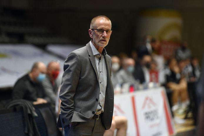 Eddy Casteels wil jong talenten voort laten ontluiken in de Sportoase.