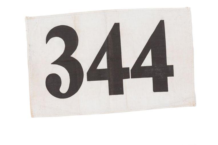 Startnummer 344 Beeld Daniel Rommens