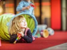 Kinderopvang tijdens paasvoorstelling in Orpheus