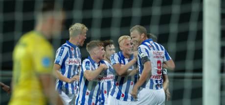 Counterend SC Heerenveen verslaat ook Fortuna Sittard