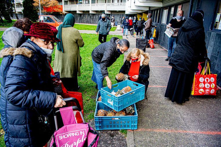 Amsterdam Corona duwt Amsterdammers de armoede in - Parool.nl