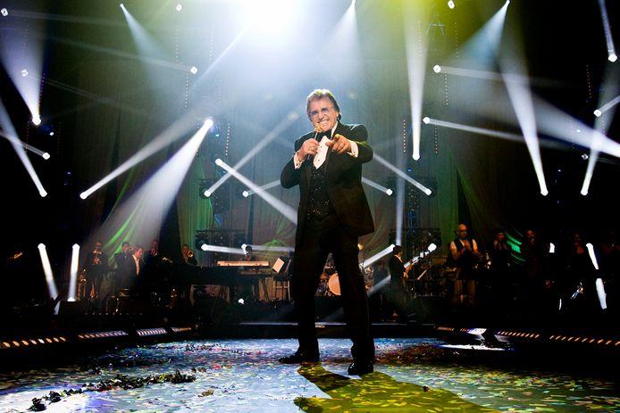 Lee Towers in 2009 tijdens de Top2000 In Concert in Amsterdam.