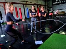 Zweten in de sportschool met miss Zuid-Holland: 'Ik wil een gezonde levensstijl uitdragen'
