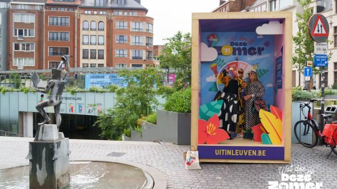 Wat doe jij deze zomer? Draai aan het rad van UiT in Leuven
