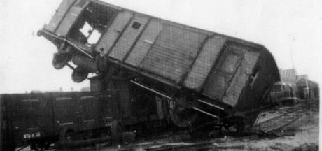 Spoorstaking kon gevangenentransporten vanuit Kamp Amersfoort niet voorkomen