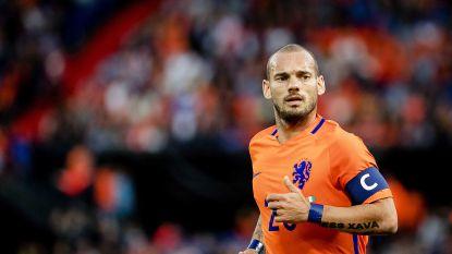 Maakt na Robben ook Sneijder spraakmakende comeback op Nederlandse velden?