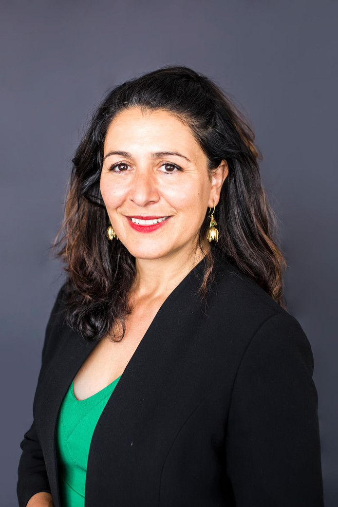 Wethouder Touria Meliani.