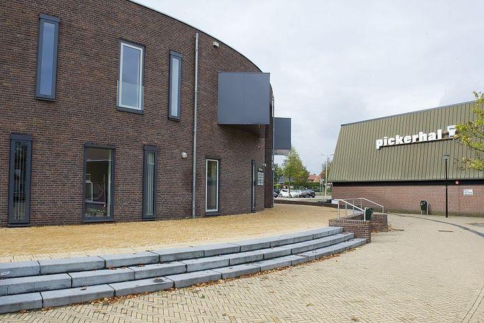 Kulturhus 't Spieker lijdt onder zware financiële problemen. Foto: Lars Smook