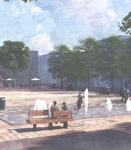 Zo moet het nieuwe Raadhuisplein in Zevenaar eruit gaan zien