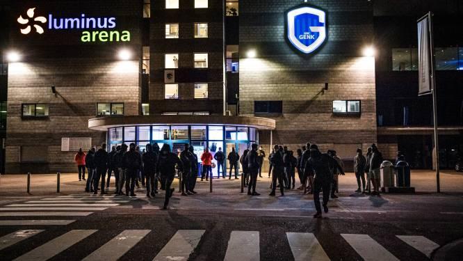 """Ontevreden Genk-supporters gaan in gesprek met bestuur: """"Alles bleef rustig"""""""
