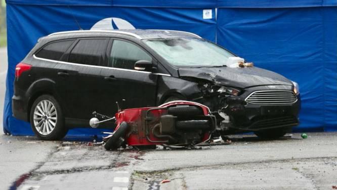 Motard (52) overleden bij ongeval in Bilzen
