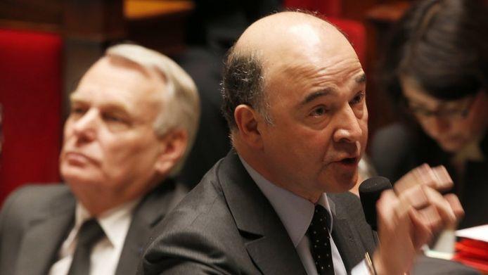 Pierre Moscovici, ministre français de l'Economie.