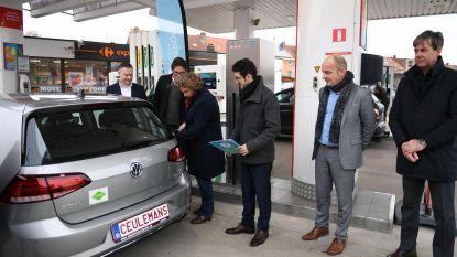 LUKOIL opent eerste aardgastankstation in Vlaams-Brabant