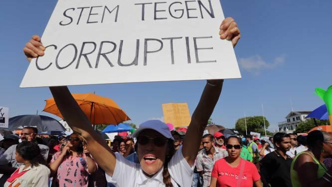 Surinaamse minister van Financiën voorlopig niet vervolgd voor strafbare feiten