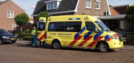 Man gewond bij botsing met wielrenner in Drunen