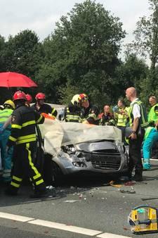Verbijsterde agent bekeurde 28 bestuurders voor fotograferen ongeval A58 Oirschot