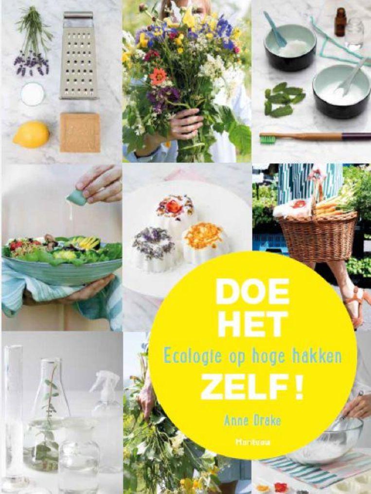Doe het zelf! Ecologie op hoge hakken € 22,50 Auteur: Anne Drake
