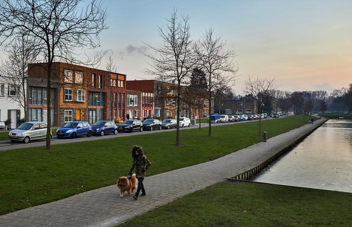 De Lepelaarsingel in Carnisse. Vastgoedbedrijven zien hier kansen.