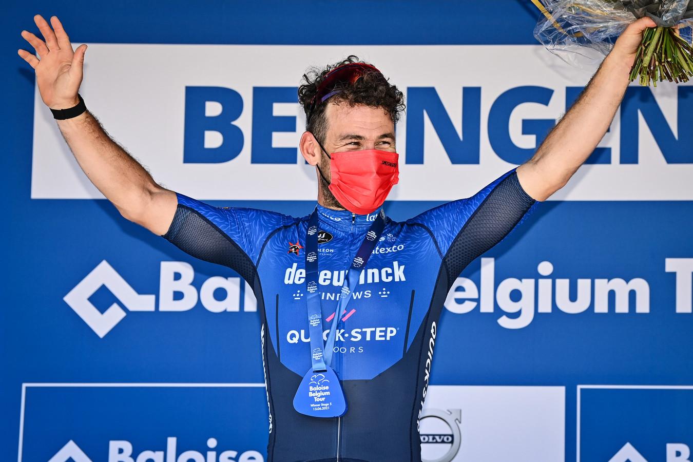 Mark Cavendish boekte sinds zijn terugkeer bij Deceuninck - Quick Step al vijf profzeges, in Turkije en België.