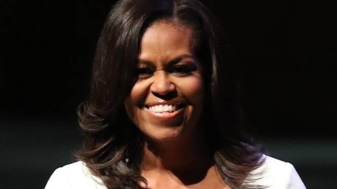 Michelle Obama is meest bewonderde vrouw in VS
