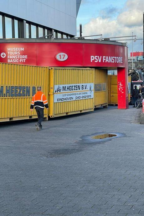 Harde kern PSV hield 'oogje in het zeil' bij stadion: 'Van PSV en De Aftrap blijf je af, daar moet je gewoon niet mee fucken'