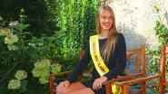Emilie (18) uit Asse dingt mee naar kroontje Miss Vlaams-Brabant