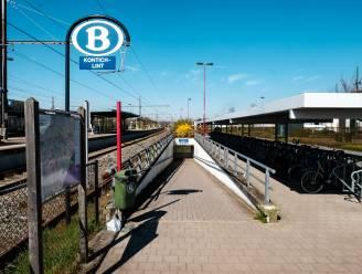 Hinder door werkzaamheden aan treinspoor