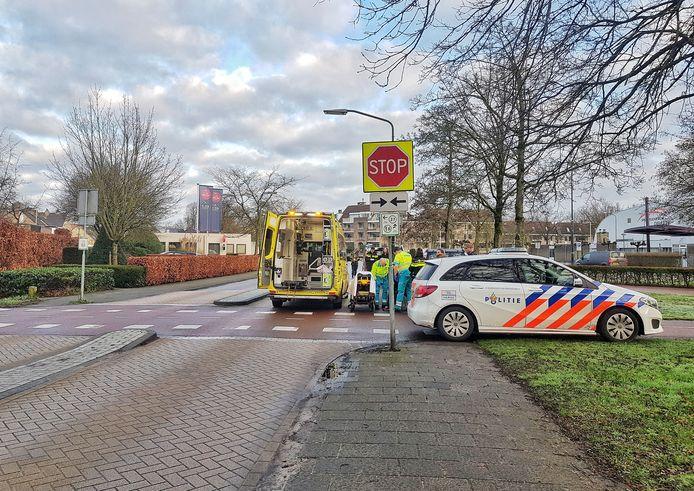 Op de kruising in Oisterwijk gebeuren vaker ongelukken.