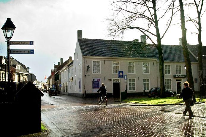 In 2007 stelde de Rabobank de gemeente Hilvarenbeek nog voor haar nieuwe cultureel centrum in het bankgebouw op de hoek van de Vrijthof en de Korte Gelderstraat onder te brengen.