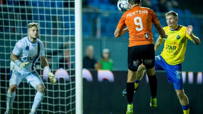 """Wim De Decker (T1 SK Deinze) na 0-0 tegen Waasland-Beveren: """"Jammer dat het voetbal vanavond niet zegevierde"""""""