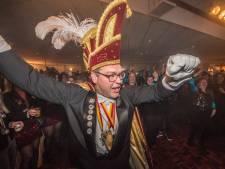 Carnavalsgedruis barst los in Wierden en Enter met prinsen Francois en Mathieu
