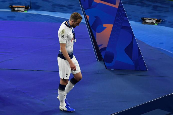 Sale soirée pour la star de Tottenham.