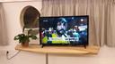 B&B in Fokker 27 in Hoogerheide, tv kijken