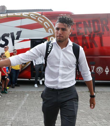 PSV-spits Maxi Romero neemt afscheid bij Vélez en is op weg naar Eindhoven