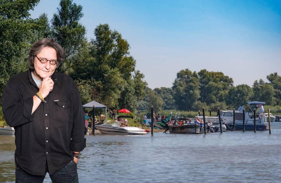 Het toenemende 'pretpark-gehalte' van de Biesbosch.