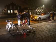 Fietser gewond bij aanrijding in Bunschoten