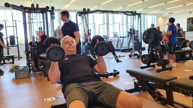 """Sportoase organiseert testevent in fitnessruimte in samenwerking met ministers van Sport: """"Zelfs geïnvesteerd in speciale luchtzuivering"""""""