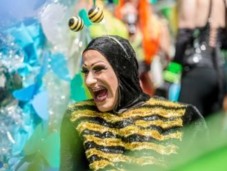 """""""Haal hiv uit de kast"""": hiv-positieve mensen voor het eerst in Antwerp Pride Parade"""