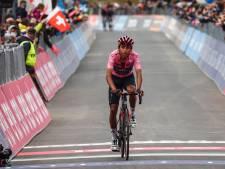 Rozetruidrager Bernal houdt stand in monsterlijke laatste bergrit, Caruso wint op Alpe Motta